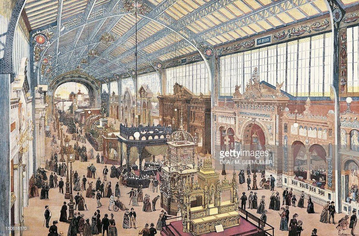 1889 World's Fair Paris