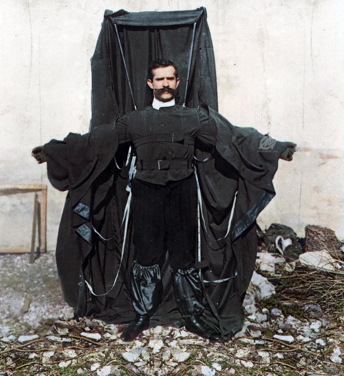 Franz Reicheit, Inventor