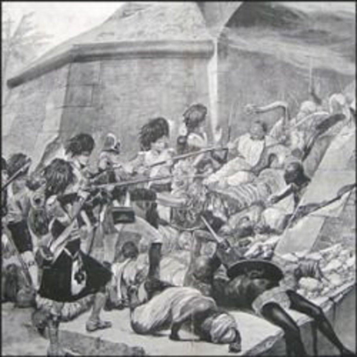 Tipu Sultan's Big Defeat