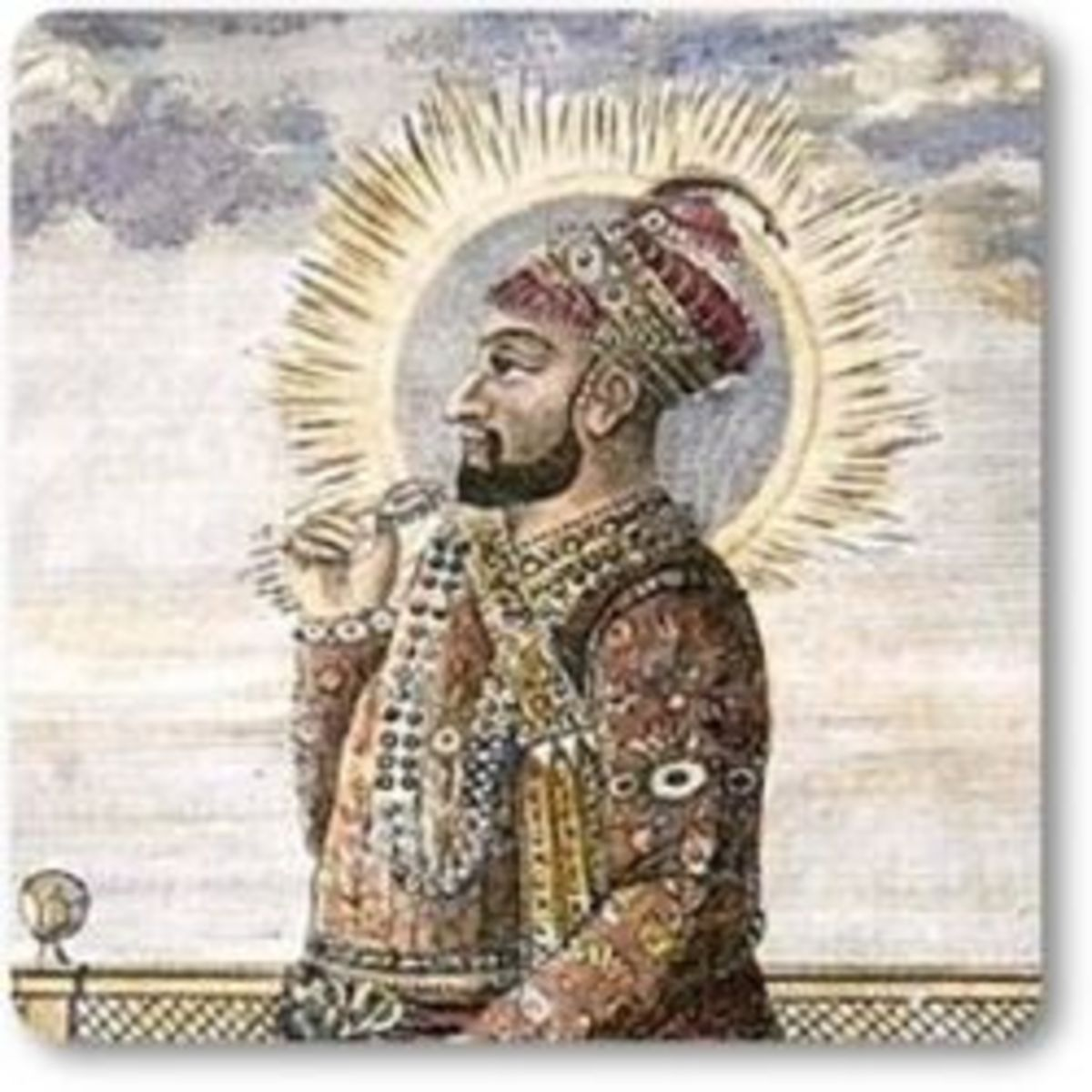 Haider Ali father of Tipu Sultan