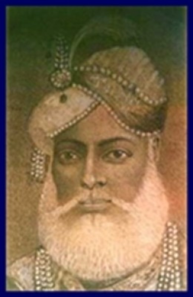 The Carnatic Nawab - Mohamed Ali
