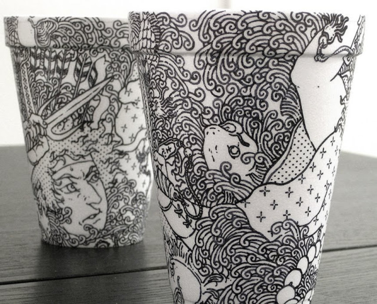 Get advanced ideas and resources to take your sharpie art to new levels.