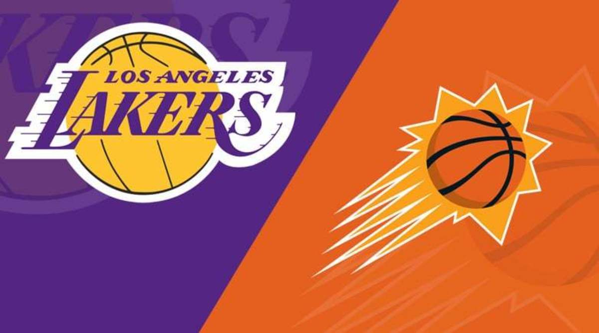 The Lakers have a 2-1 game lead against the Suns as of May 29th.