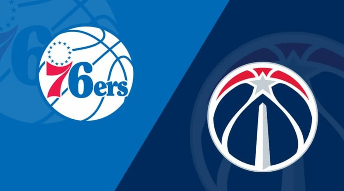 76ers are currently up 2-0 against the Wizards as of May 29th.
