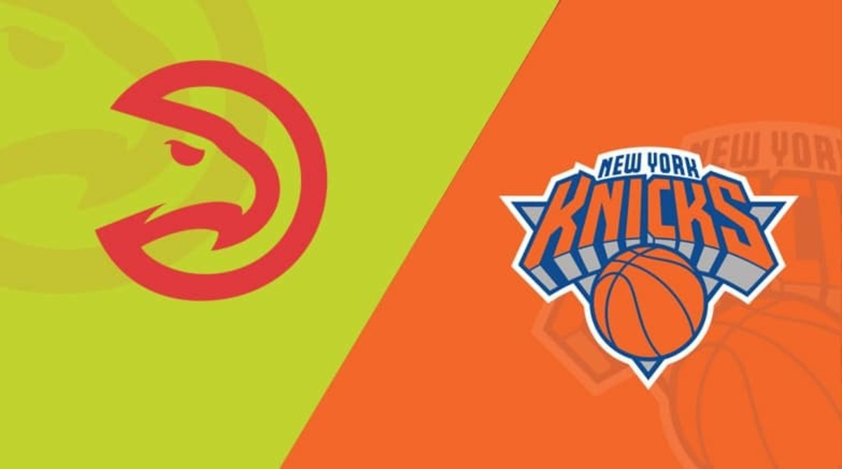 The Hawks lead the Knicks 2-1 as of May 29th.