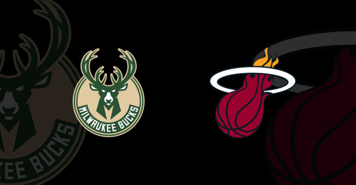 The Bucks have a 3-0 lead against the Heat as of May 29th.