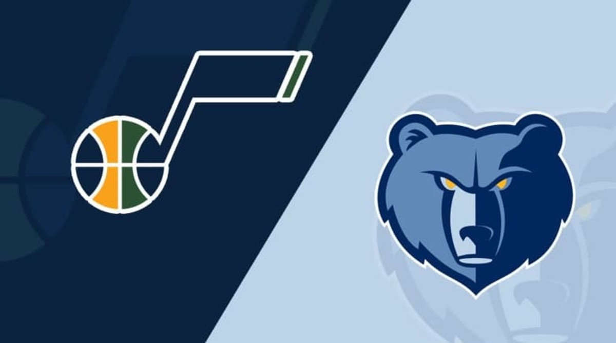 The Grizzlies and Jazz are tied at one game a piece as of May 29th.
