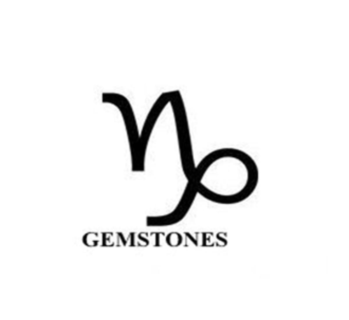 Capricorn Zodiac Sign Gemstones