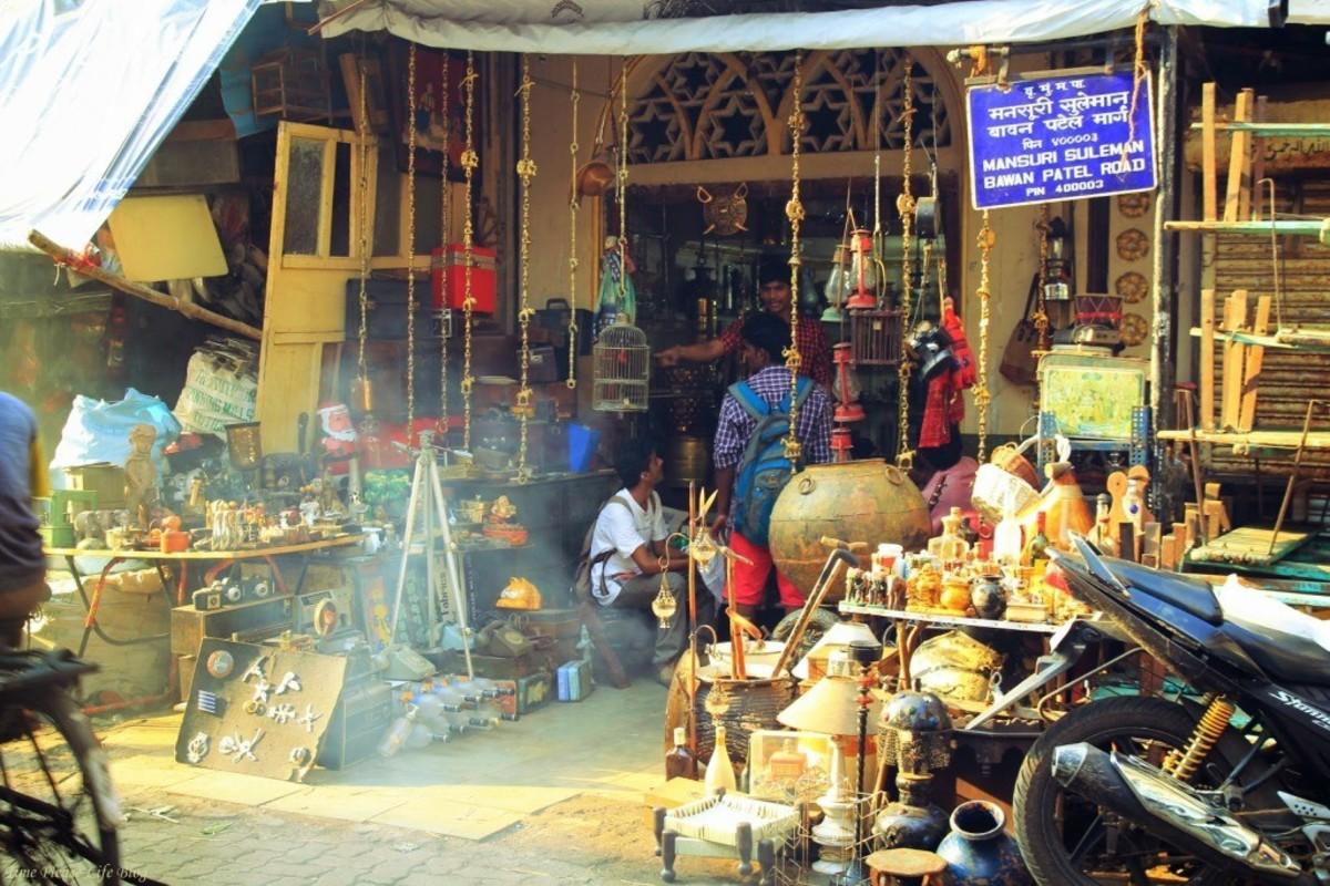 The Chor Bazaar