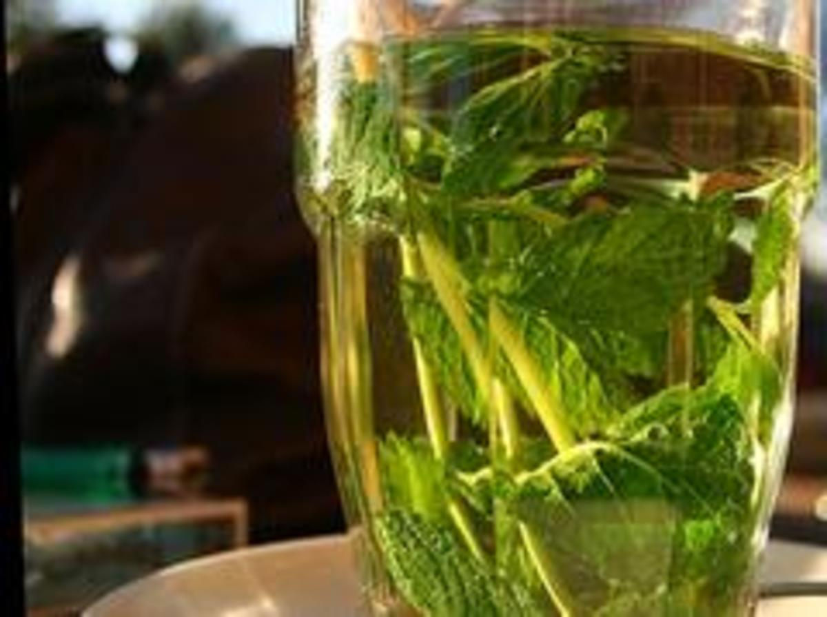 12 Herbal Teas with Healthy Benefits