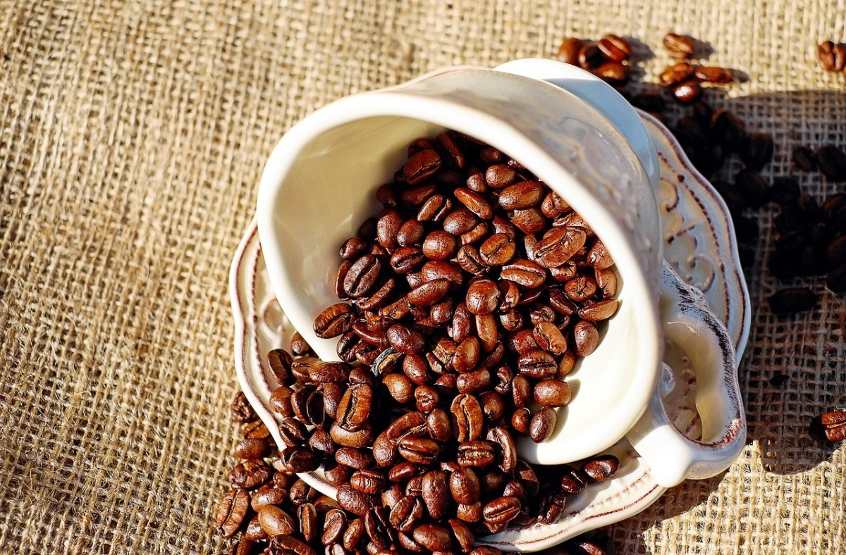 Coffee is many people's favourite source of caffeine.