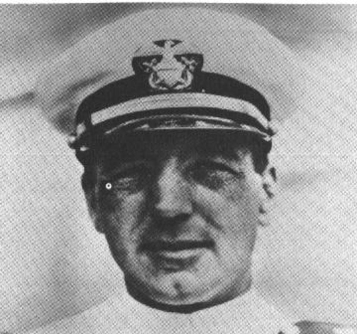 Captain Albert Rooks