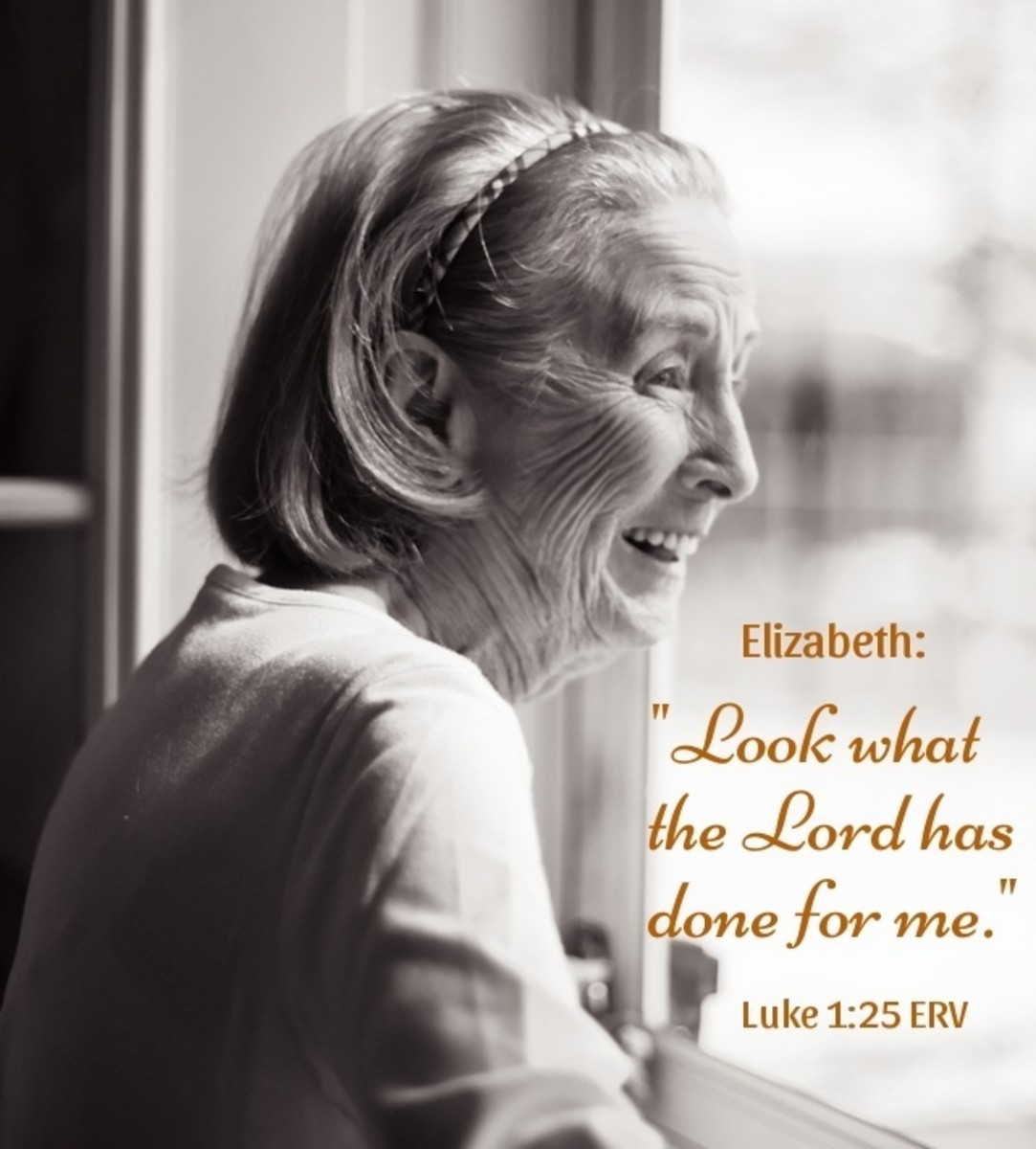 """""""Look what the Lord has done for me!"""" can become our mantra."""