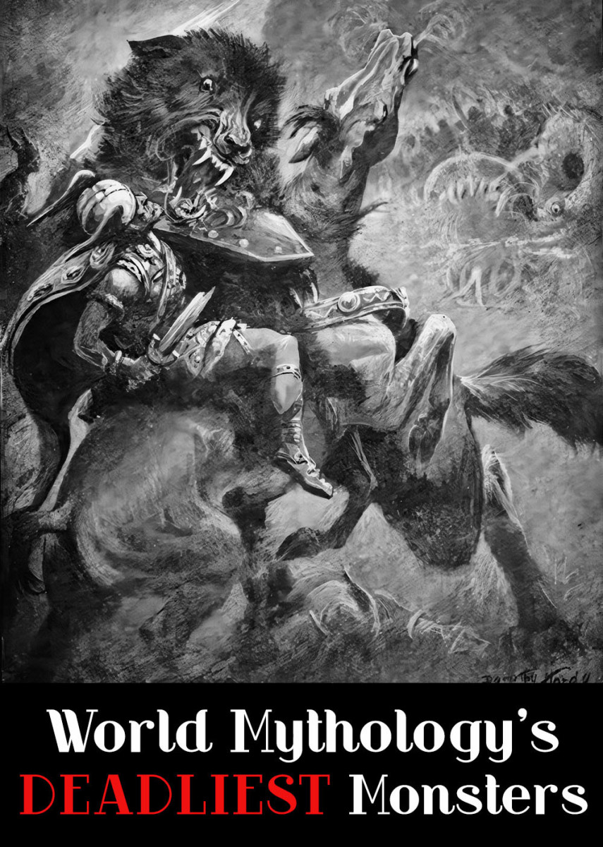 The Deadliest Monsters in World Mythology