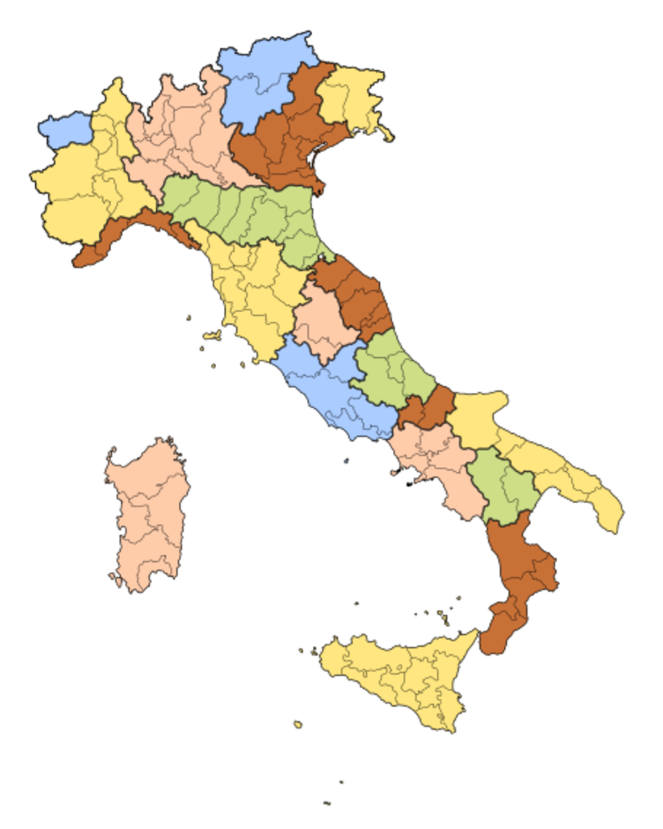 The Italian Elections 2018
