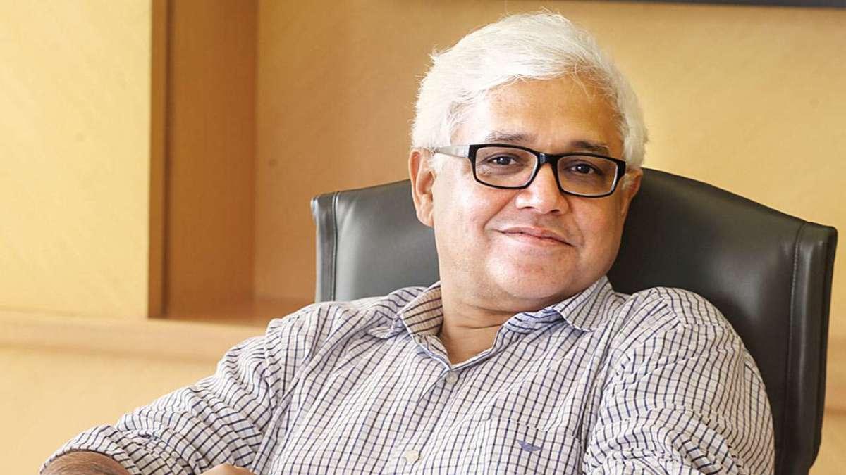 The author, Amitav Ghose