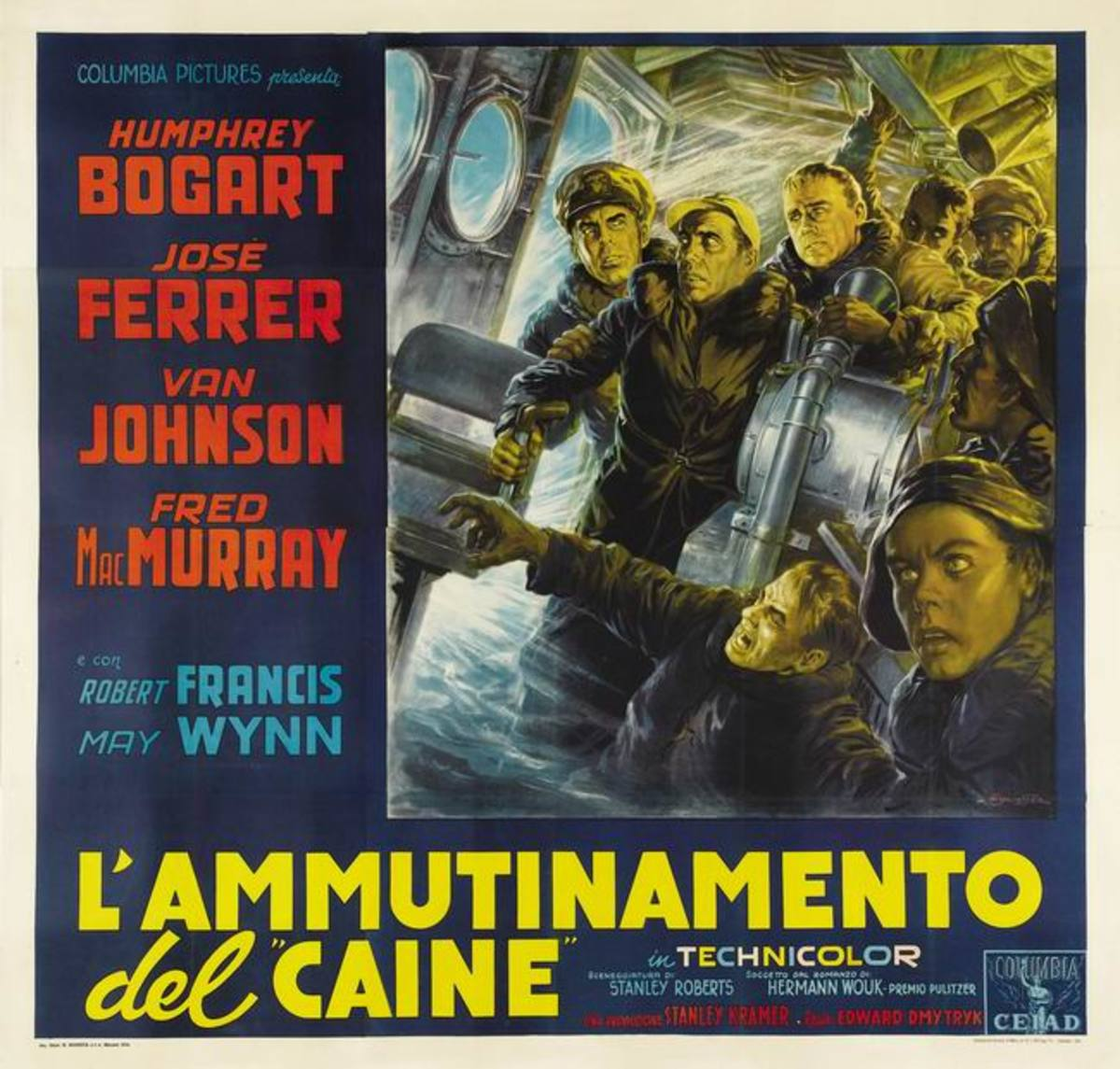 The Caine Mutiny (1954)