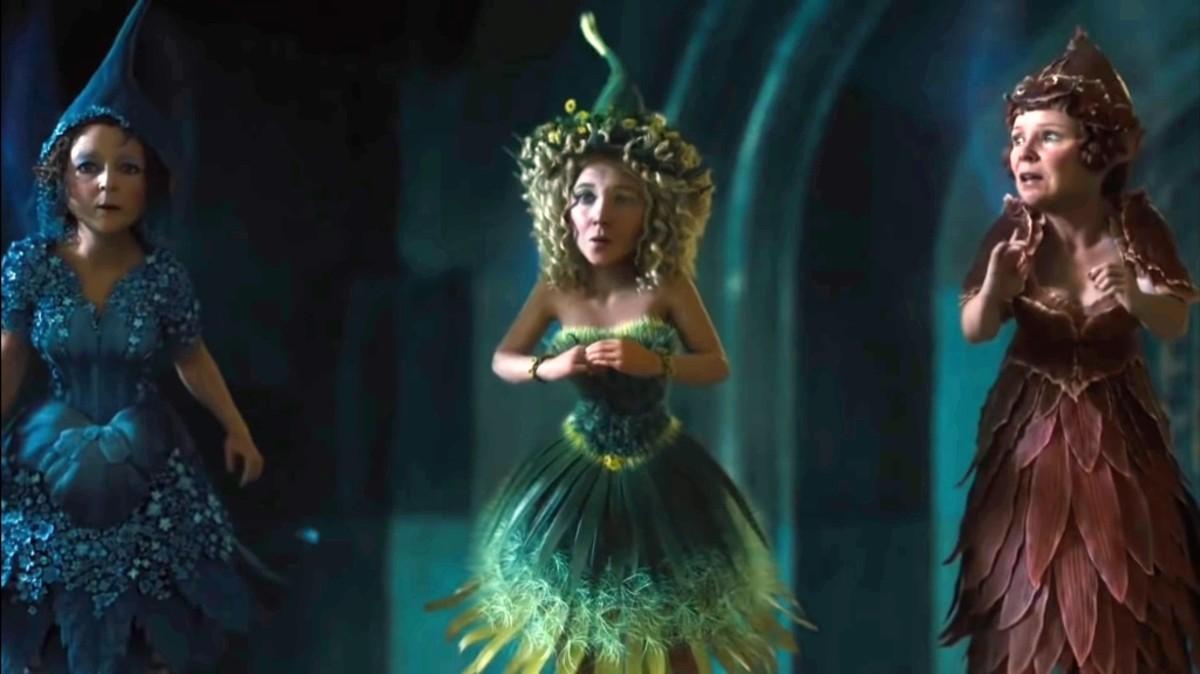stefan calls three small princesses