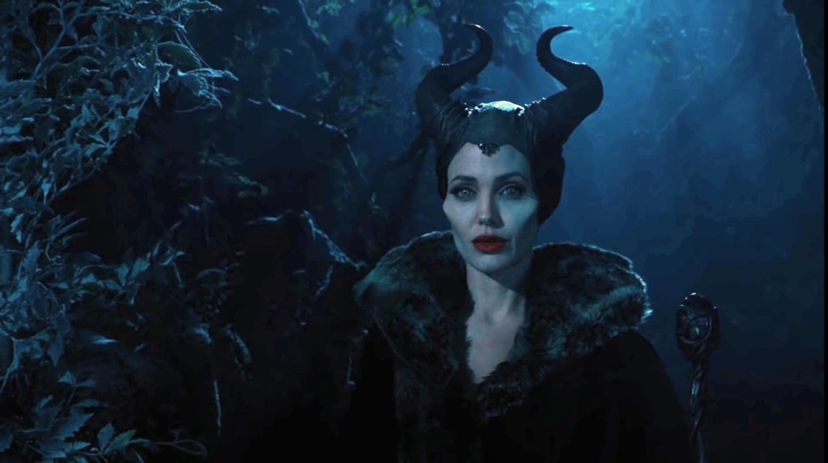 Now Maleficent was there.