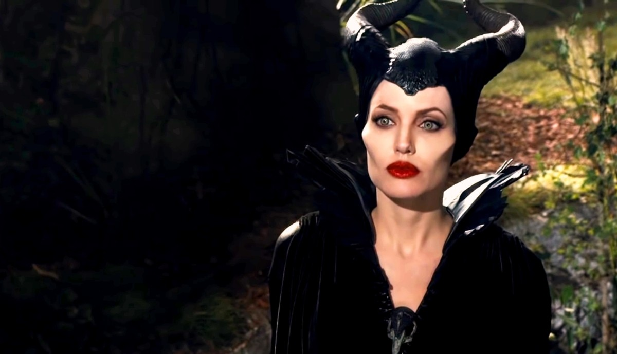 Maleficent was also feeling sad