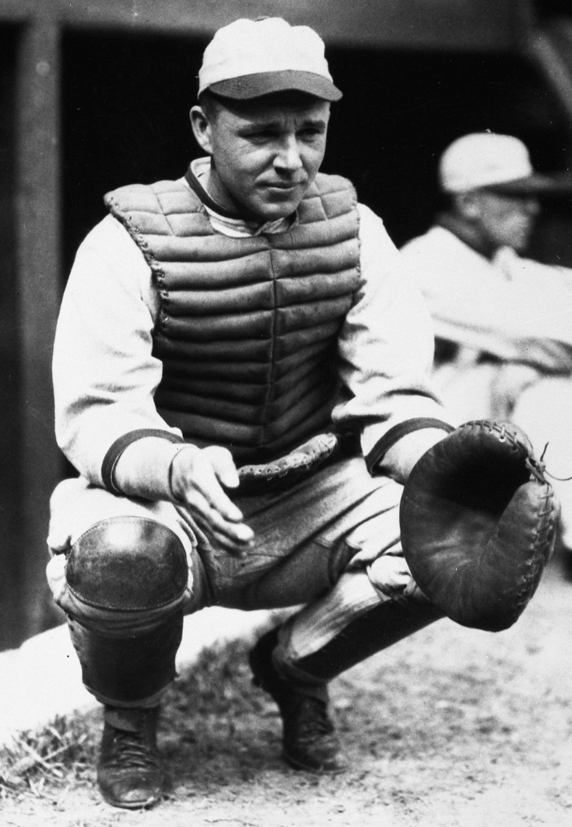 Ray Schalk is one of the 19 catchers who have been inducted into the Baseball Hall of Fame.