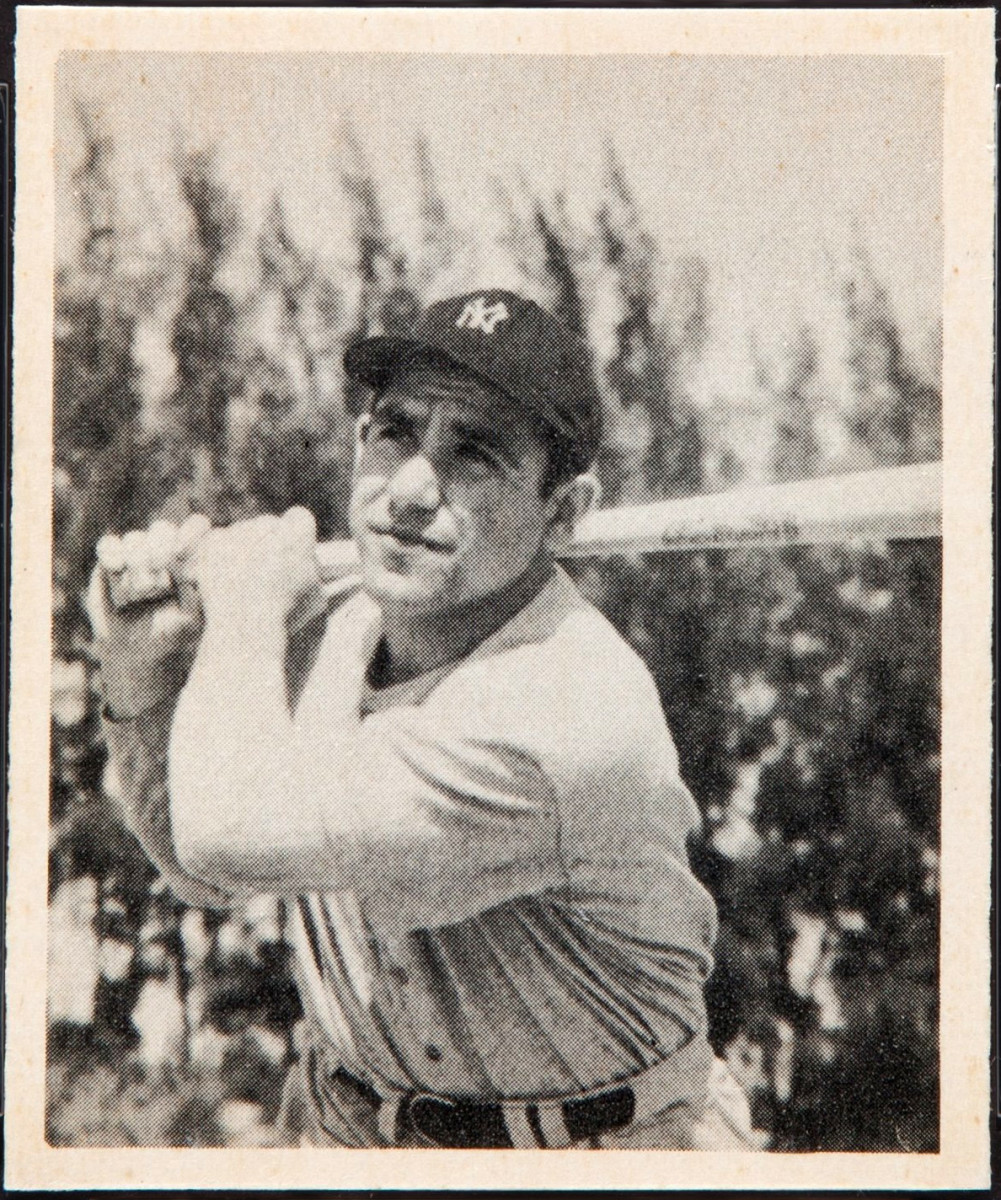 Yogi Berra was a three-time MVP of the American League.