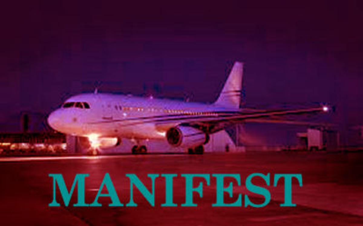 Manifest --  The Stowaway