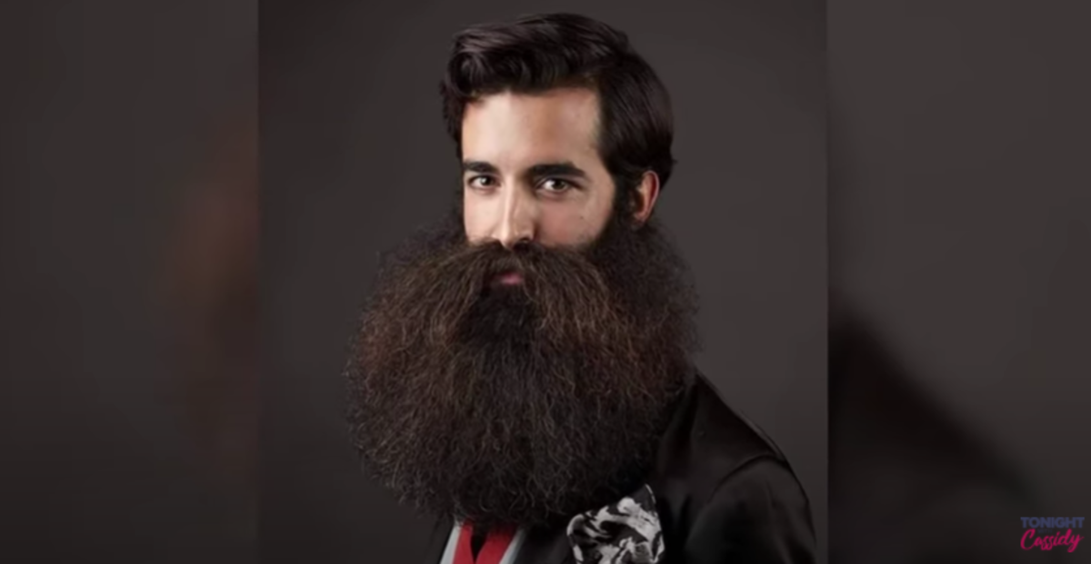 Madison Rowley: two times (best beard) world champion.