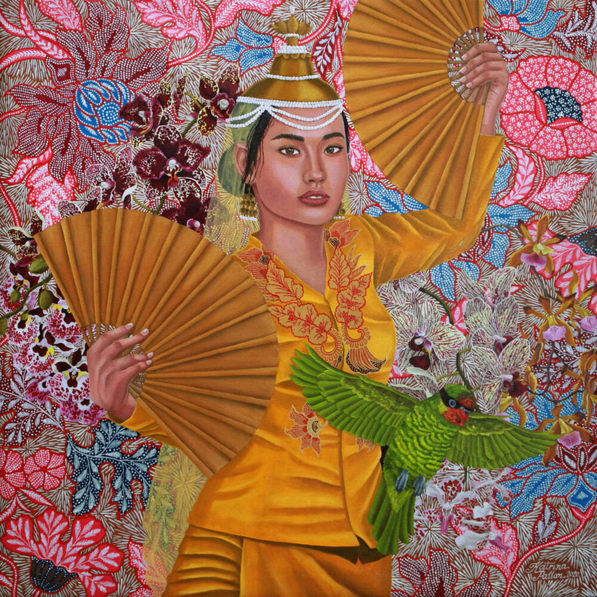 Putri Gandingan by Katrina Pallon
