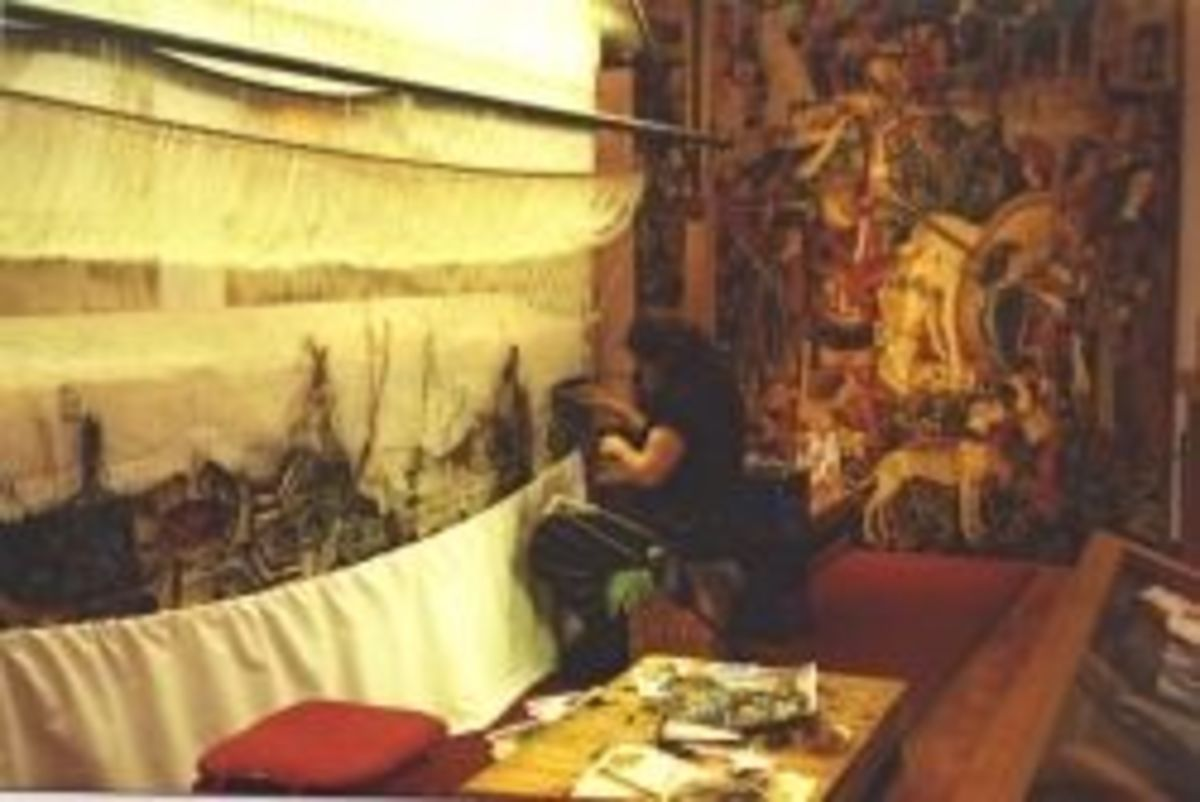 the-unicorn-tapestries