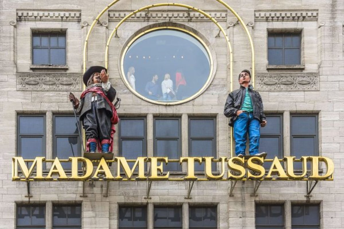 Madame Tussaud became one of the most successful female entrepreneurs of that era and established the fulcrum of her worldwide wax business at Baker Street in London.