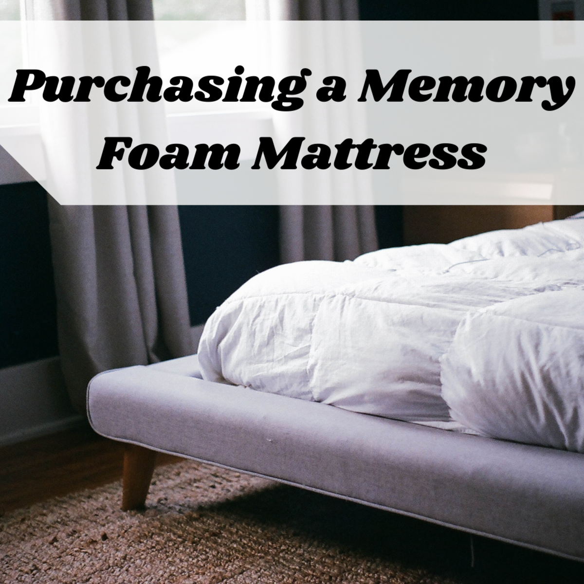 Learn tips for buying the perfect memory foam mattress