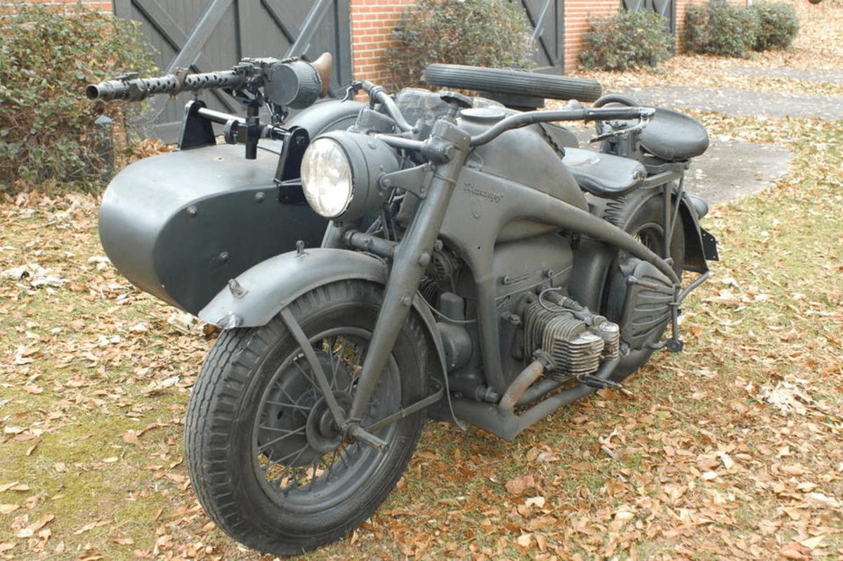 The war bike