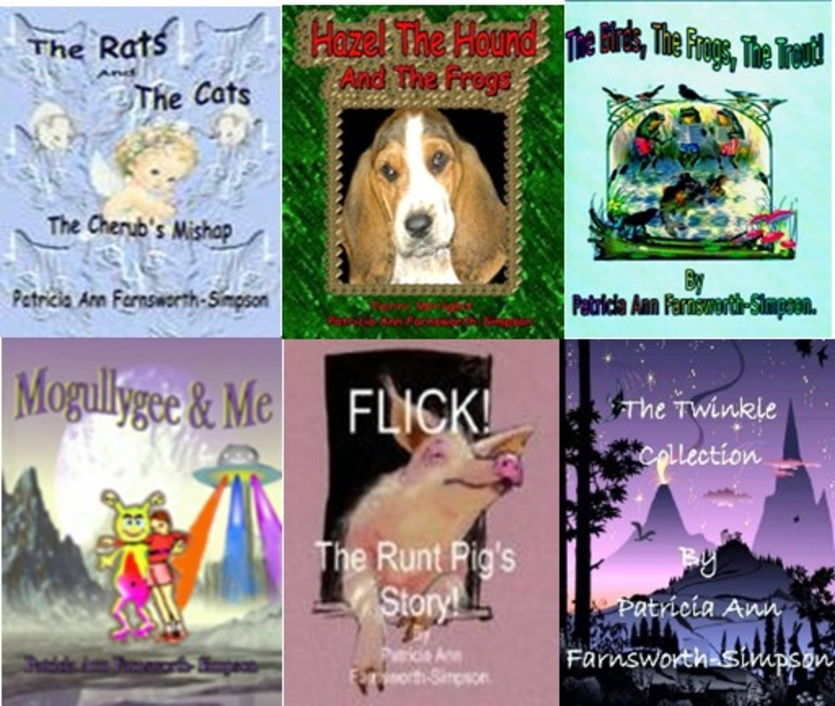 More of my Kids books