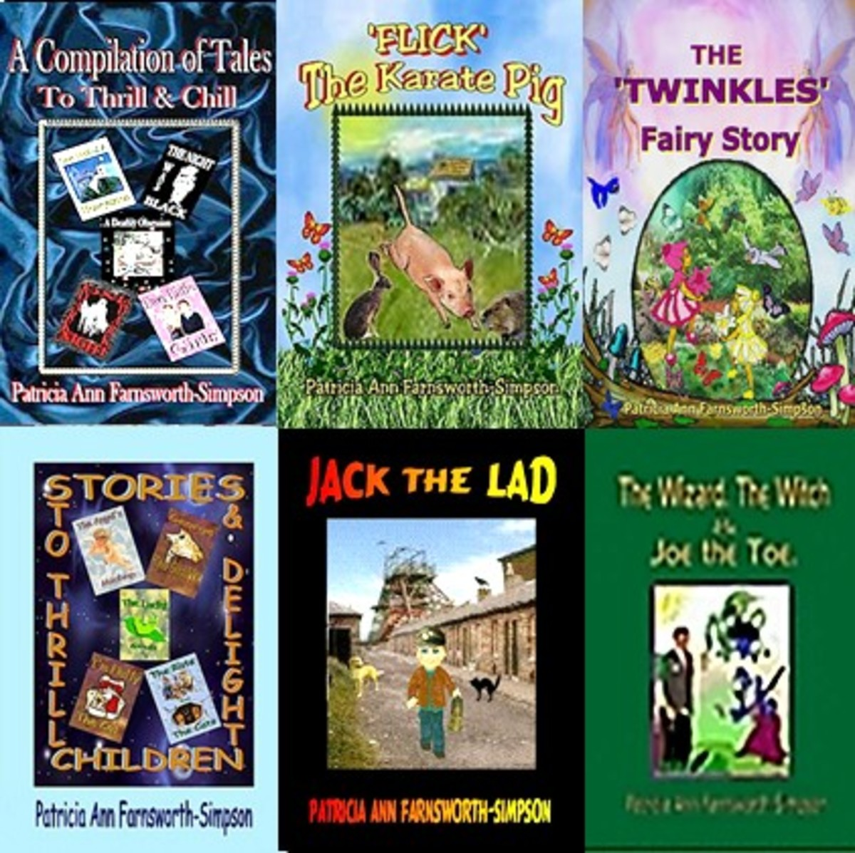 Some of My Chilren's Story books