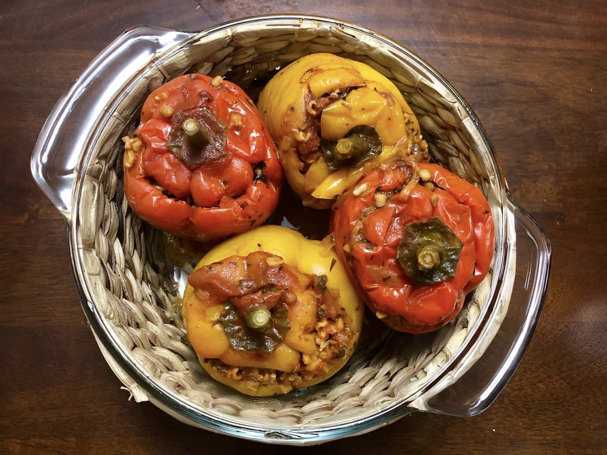There are so many great recipes for bell peppers online.  Growing your own will make all of them taste better.
