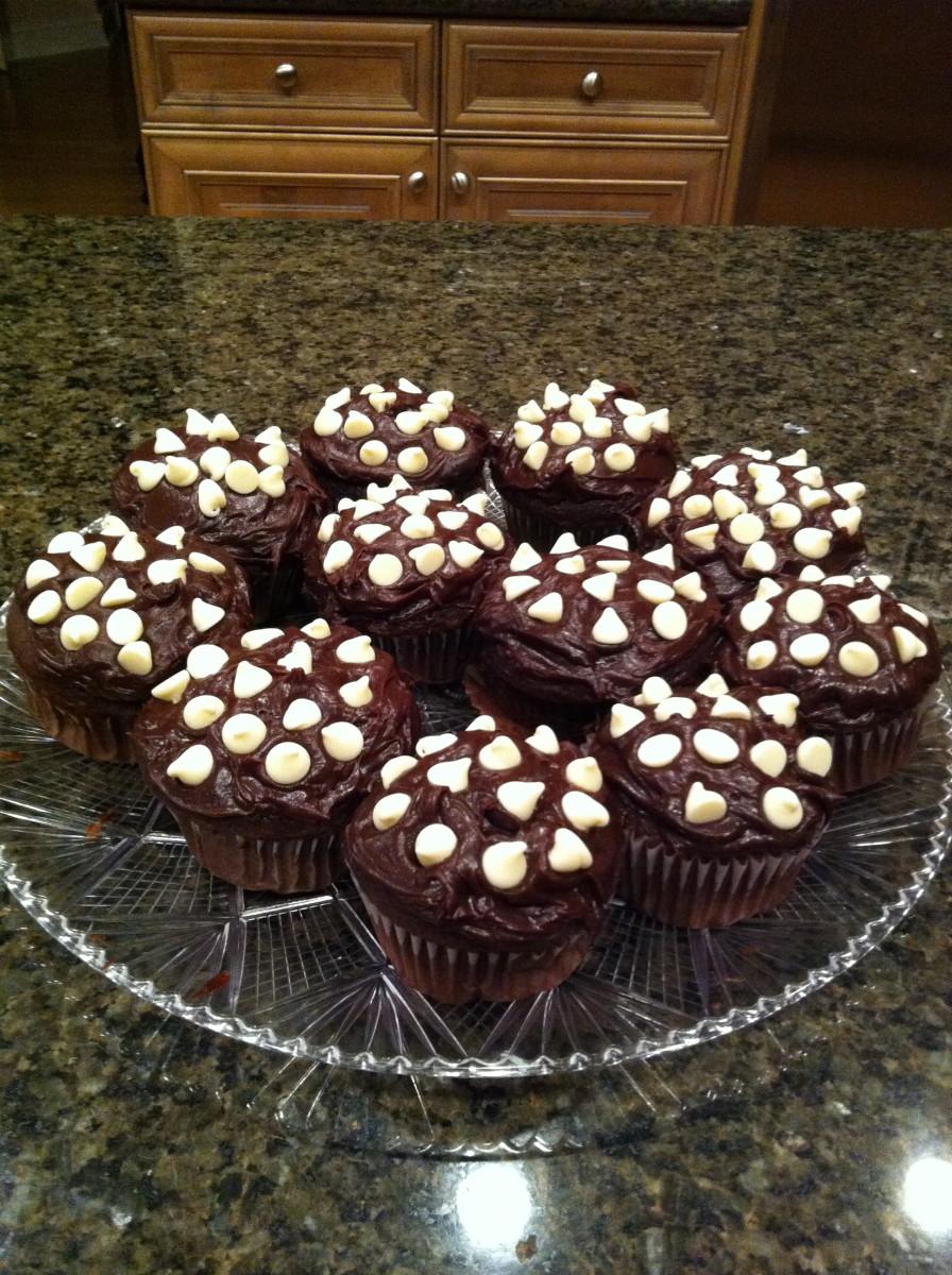 Chocolate Dream Cupcakes