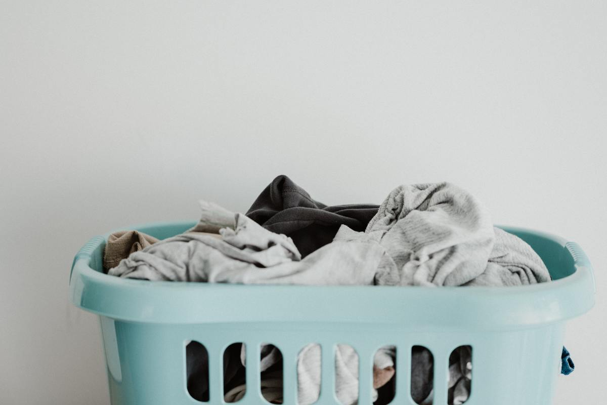 Laundry can be such an overwhelming chore! Here's how you can keep it under control.