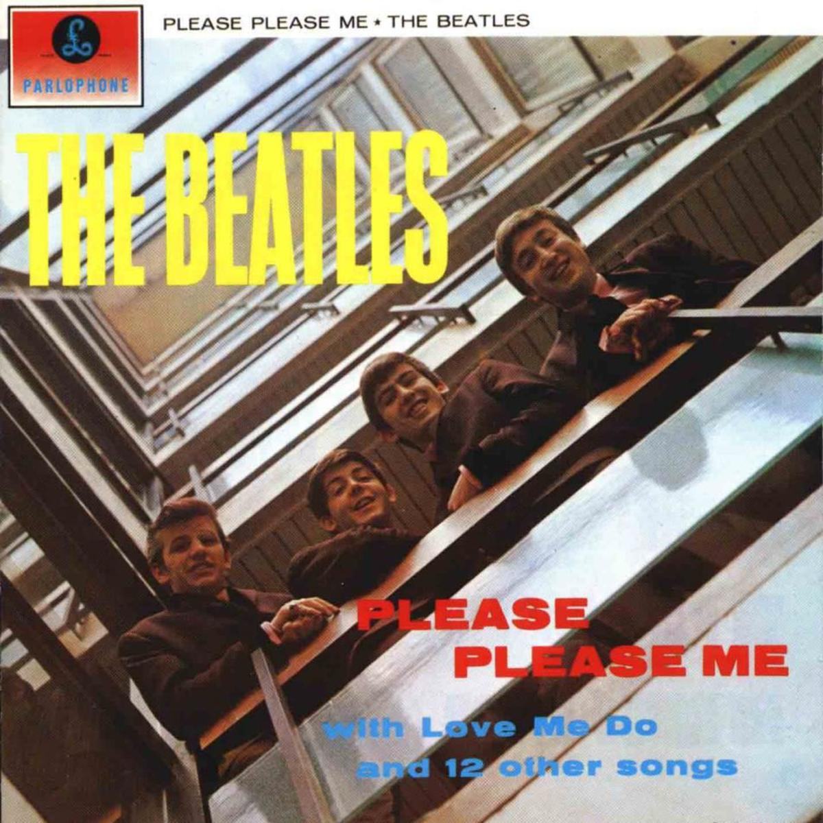 "The Beatles album ""Please Please Me"""