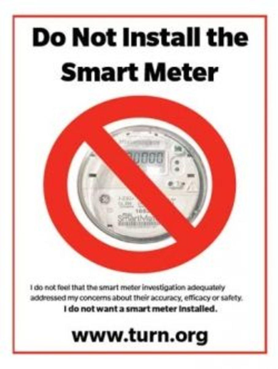 Beware of Smart Meters