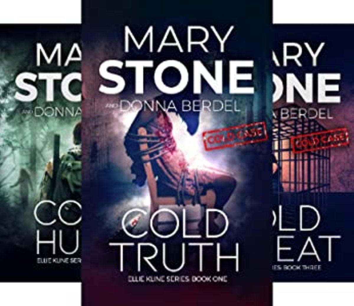 Titles in the Ellie Kline series