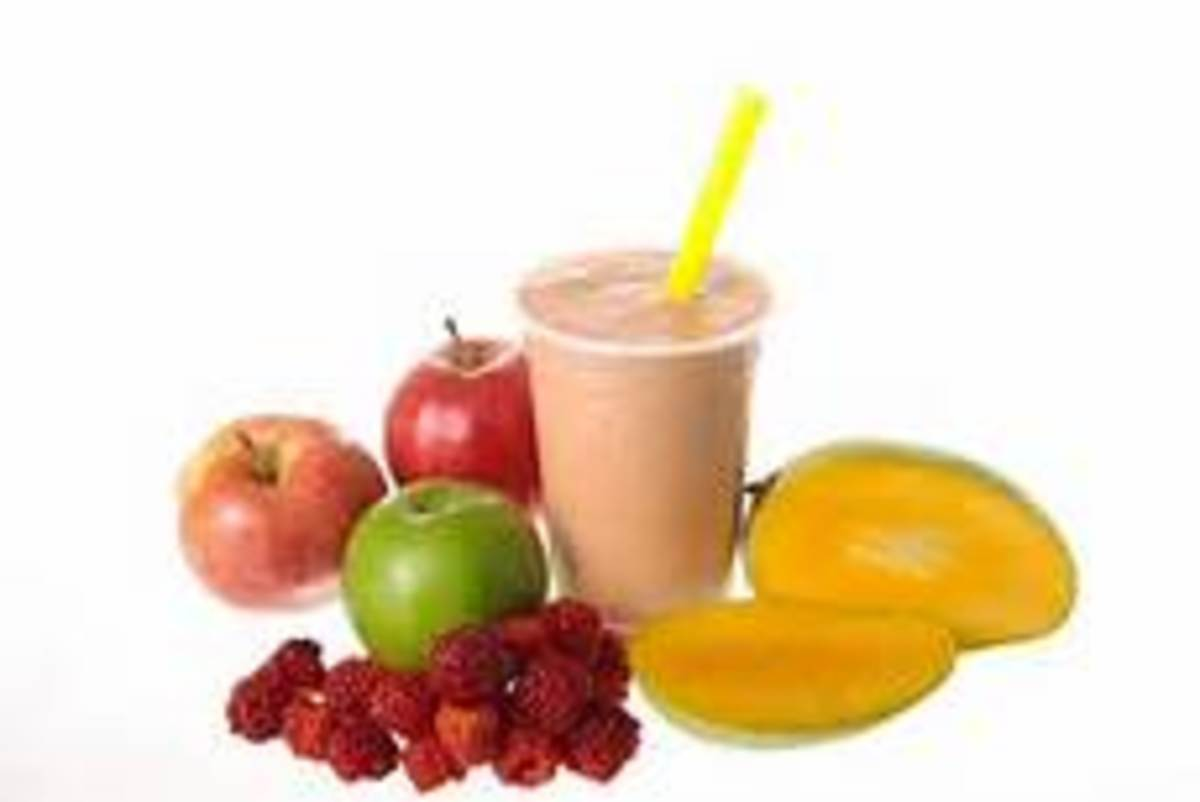 Smoothies can be a great way to incorporate vegetables and fruits into your day....and they pack a nutritional punch, if made with the right stuff.