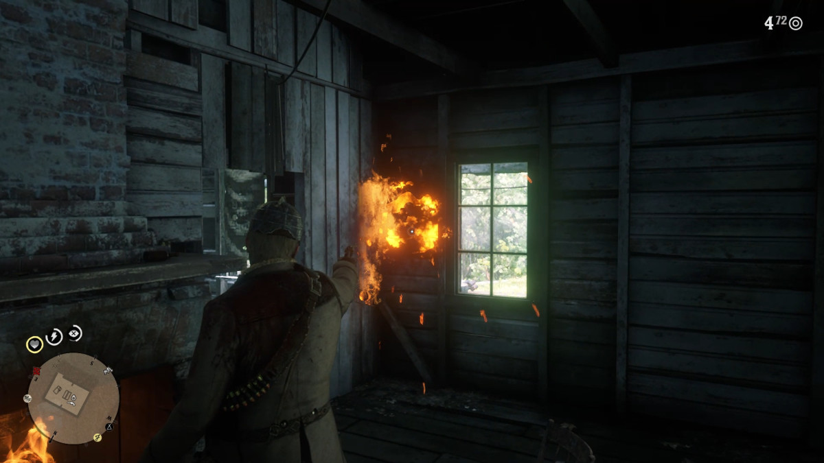 The Double Action Revolver in Red Dead Redemption 2