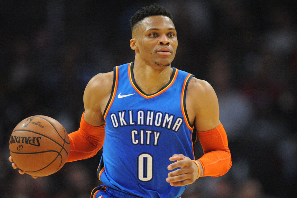 Westbrook and triple double a love story for the ages