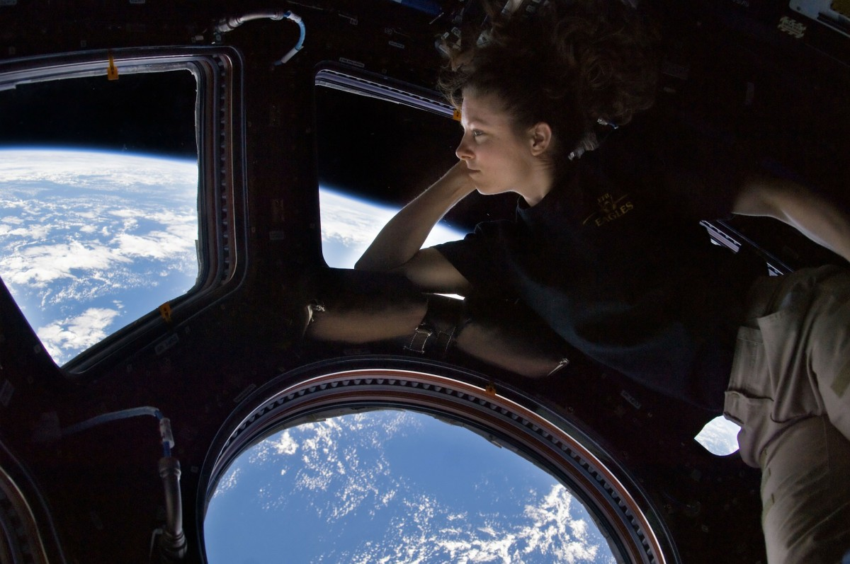 Feeling distant from your boyfriend? At least you're on the same planet (probably).