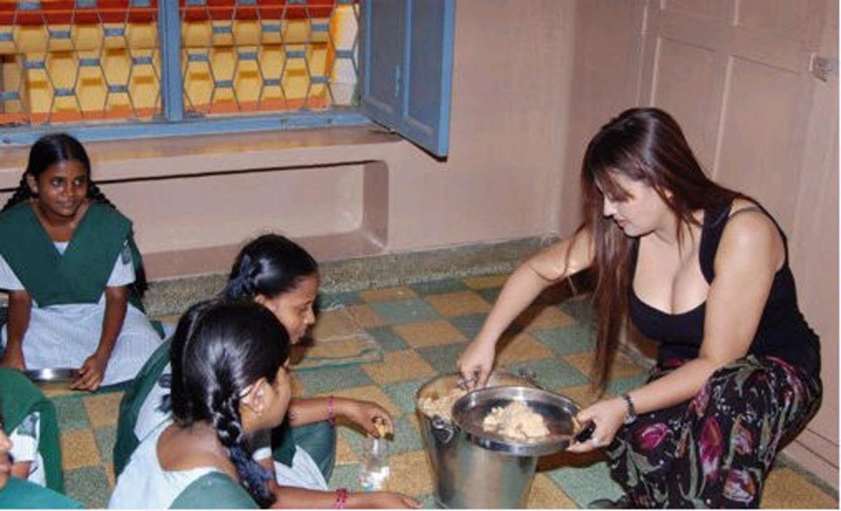 Sona's charity