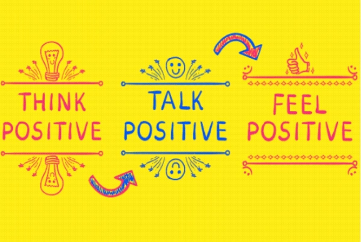 Please Stay Positive!