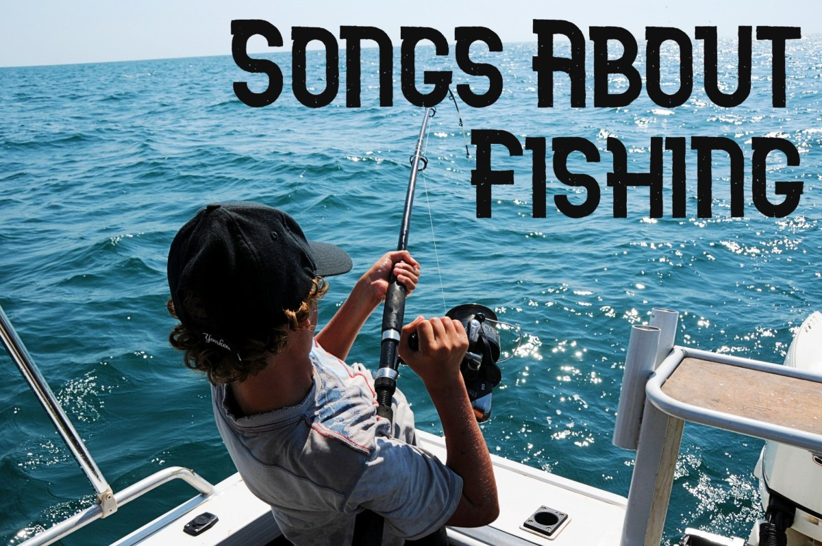 Celebrate the fun of baiting a hook and hitting the water for a day of fishing with a playlist of country songs about fishing.