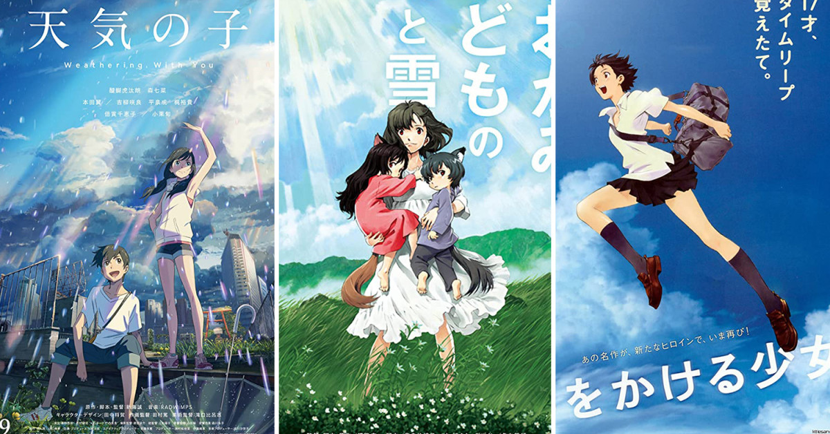 Best Anime Movies You Should Watch Tonight
