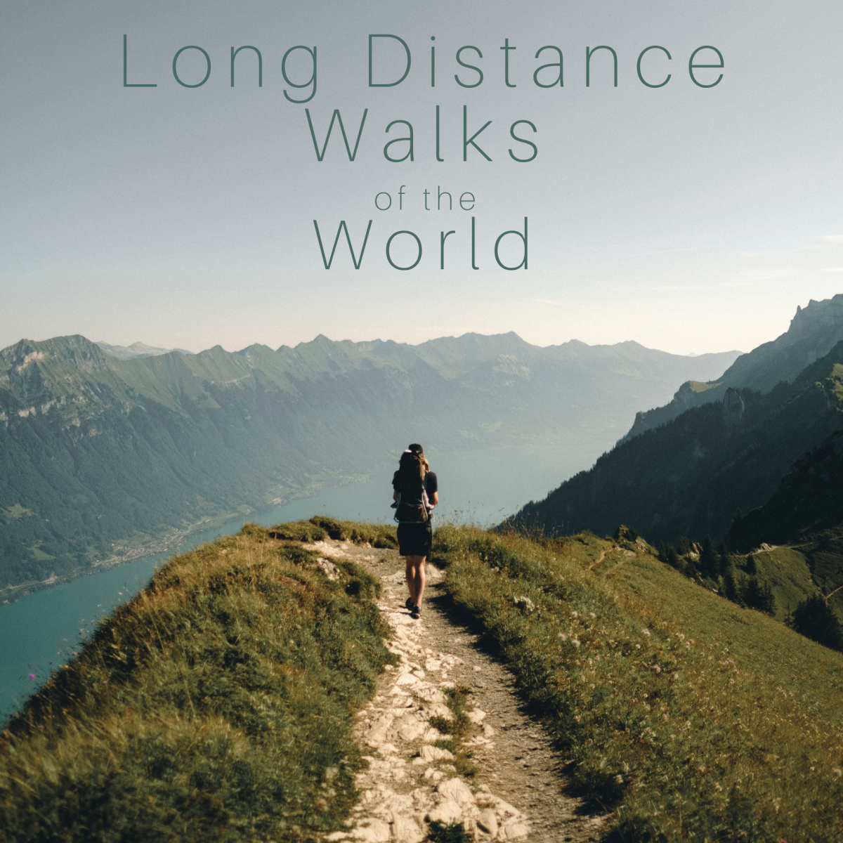 Great long distance and cross-country walking tours.